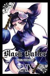 BLACK BUTLER GN VOL 29