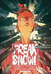 FREAK SNOW WASHED IN BLOOD GN (MR)