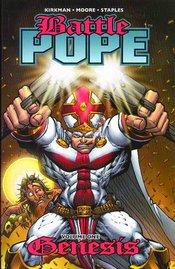 BATTLE POPE TP VOL 01 GENESIS