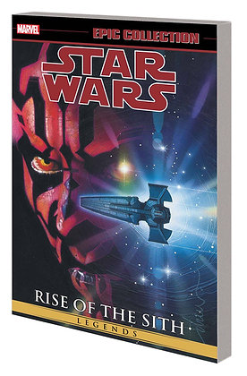 STAR WARS LEGENDS EPIC COLLECTION RISE OF THE SITH TP VOL 02