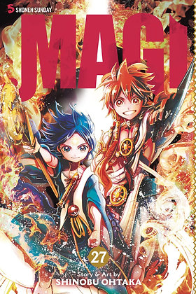 MAGI GN VOL 27