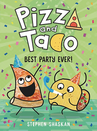 PIZZA AND TACO YA GN VOL 02 BEST PARTY EVER
