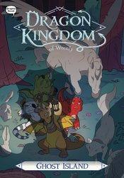 DRAGON KINGDOM OF WRENLY GN VOL 04 GHOST ISLAND
