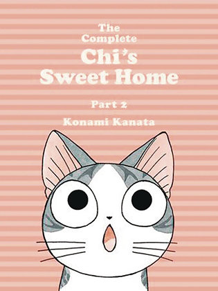 COMPLETE CHIS SWEET HOME TP VOL 02