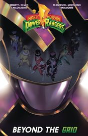 MIGHTY MORPHIN POWER RANGERS BEYOND THE GRID TP
