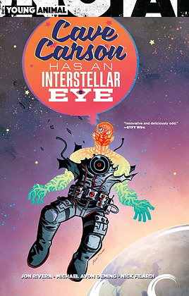 CAVE CARSON HAS AN INTERSTELLAR EYE TP