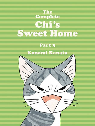 COMPLETE CHIS SWEET HOME TP VOL 03