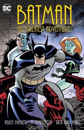 BATMAN HIS GREATEST ADVENTURES TP