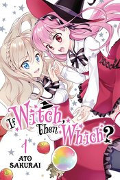 IF WITCH THEN WHICH GN VOL 01