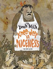 LUNCH WITCH GN VOL 02 KNEE DEEP IN NICENESS