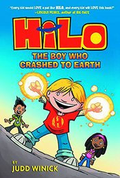 HILO GN VOL 01 BOY WHO CRASHED TO EARTH