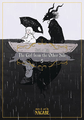 GIRL FROM THE OTHER SIDE SIUIL RUN GN VOL 06