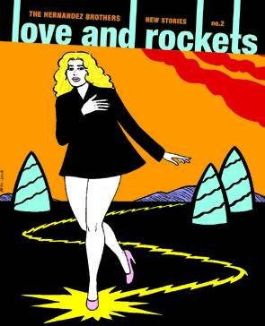 LOVE AND ROCKETS NEW STORIES TP VOL 02