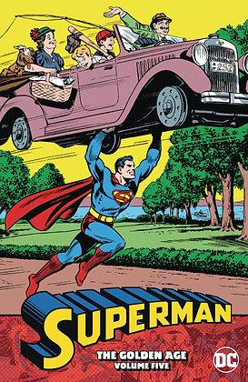 SUPERMAN THE GOLDEN AGE TP VOL 05