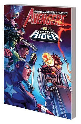 AVENGERS BY JASON AARON TP VOL 05 CHALLENGE OF GHOST