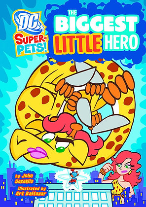 DC SUPER PETS YR TP BIGGEST LITTLE HERO
