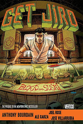 GET JIRO BLOOD AND SUSHI TP (MR)