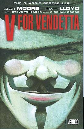V FOR VENDETTA NEW EDITION TP