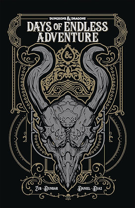 D&D DUNGEONS & DRAGONS DAYS OF ENDLESS ADV TP