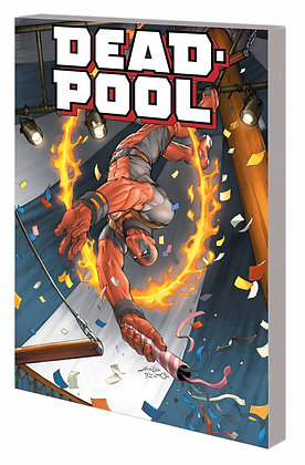DEADPOOL CLASSIC TP VOL 10