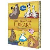 DISNEY LITTLE GOLDEN BOARD BOOK LIBRARY