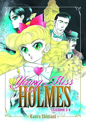 YOUNG MISS HOLMES COLLECTION TP VOL 02 CASEBOOK 3-4