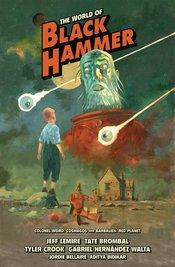 WORLD OF BLACK HAMMER LIBRARY ED HC VOL 03