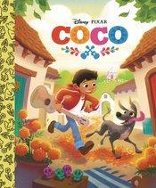 COCO LITTLE GOLDEN BOARD BOOK