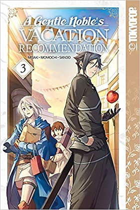 GENTLE NOBLES VACATION RECOMMENDATION GN VOL 03