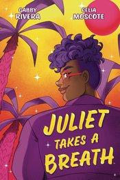 JULIET TAKES A BREATH ORIGINAL GN