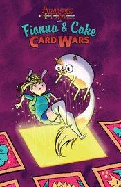 ADVENTURE TIME FIONNA CAKE CARD WARS TP