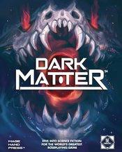 DARK MATTER RPG D&D 5E CORE RULEBOOK HC