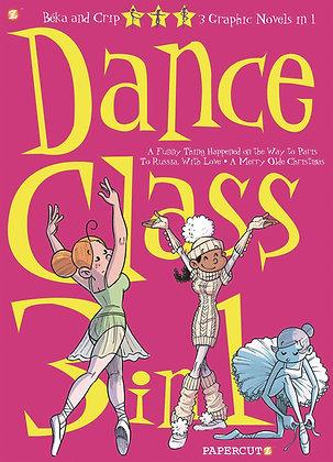 DANCE CLASS 3IN1 GN VOL 01