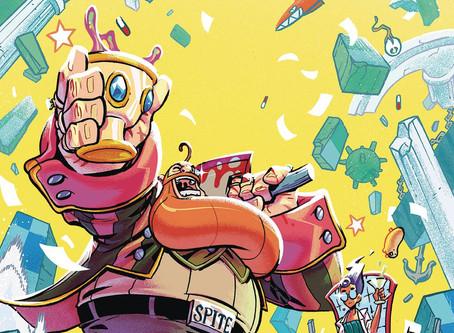 New Comics Return! 5/20/2020
