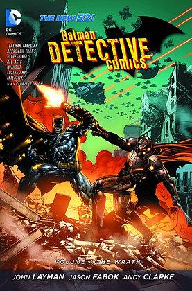 BATMAN DETECTIVE COMICS TP VOL 04 THE WRATH (N52)