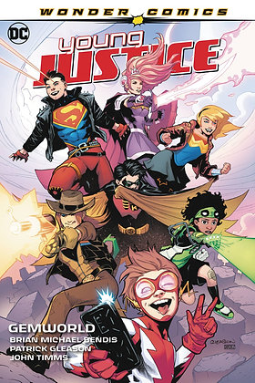 YOUNG JUSTICE TP GEMWORLD
