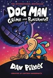 DOG MAN GN VOL 09 GRIME & PUNISHMENT