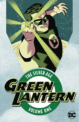 GREEN LANTERN THE SILVER AGE TP VOL 01