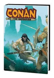 CONAN THE BARBARIAN BY AARON & ASRAR HC