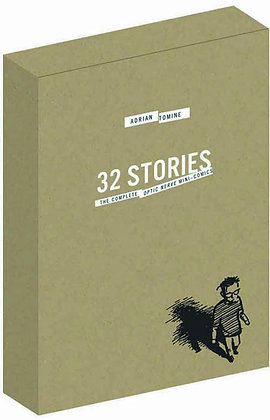 32 STORIES COMPLETE OPTIC NERVE SP DEFINITIVE ED BOX SET