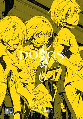 DOGS GN VOL 06 (MR)