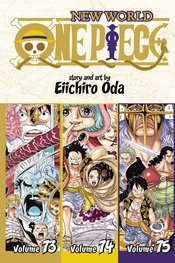 ONE PIECE 3IN1 TP VOL 25