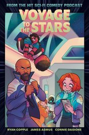 VOYAGE TO THE STARS TP