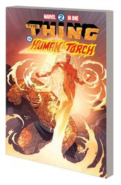 MARVEL TWO-IN-ONE TP VOL 02 NEXT OF KIN