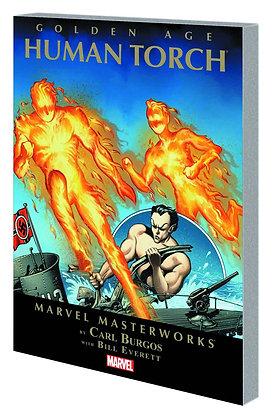 MARVEL MASTERWORKS MMW GOLDEN AGE HUMAN TORCH TP VOL 01