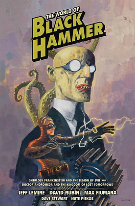 WORLD OF BLACK HAMMER LIBRARY ED HC VOL 01