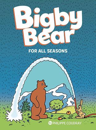 BIGBY BEAR HC VOL 02 FOR ALL SEASONS