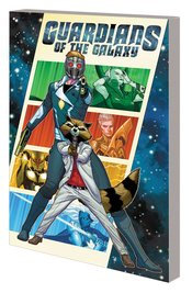 GUARDIANS OF THE GALAXY BY EWING TP VOL 01 THEN ITS US