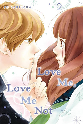 LOVE ME LOVE ME NOT GN VOL 02