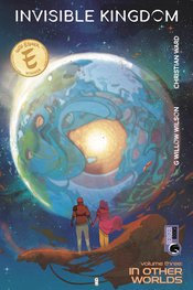 INVISIBLE KINGDOM TP VOL 03 IN OTHER WORLDS